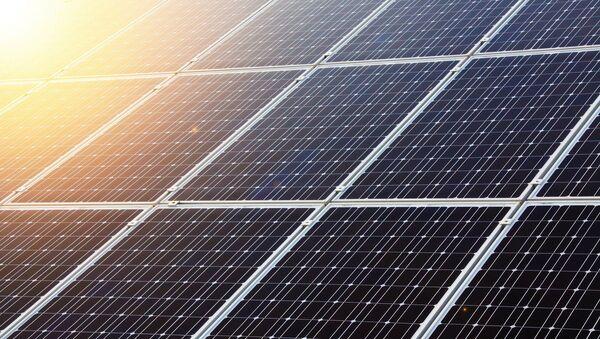 Panneau solaire - Sputnik France