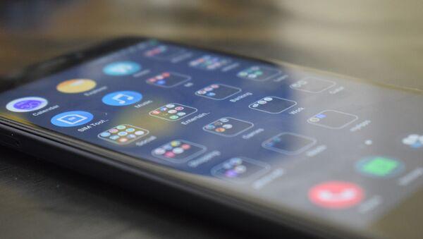 Un smartphone - Sputnik France
