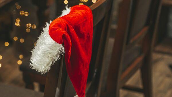 Costume de Père Noël (image d'illustration) - Sputnik France