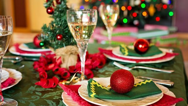 Repas de Noël - Sputnik France