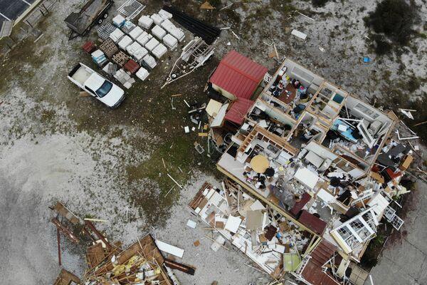 Les catastrophes naturelles les plus dévastatrices de l'année 2020   - Sputnik France