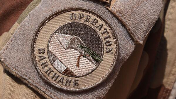 Logo de l'opération Barkhane (archive photo) - Sputnik France