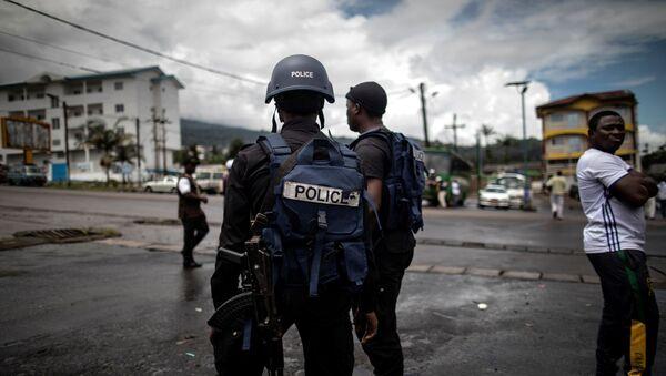 Les forces de police camerounaises - Sputnik France