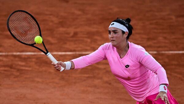 La joueuse de tennis tunisienne Ons Jabeur, Roland Garros 2020 - Sputnik France