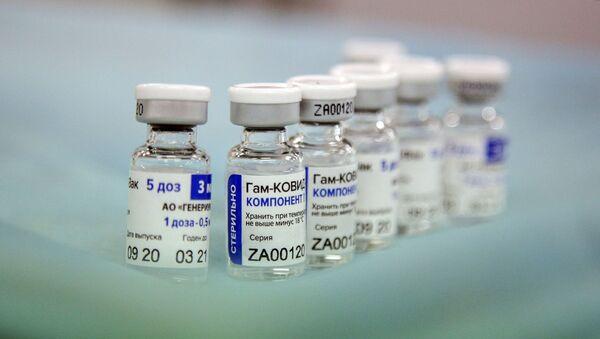 Vaccin Spoutnik V - Sputnik France