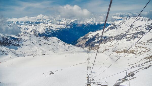 Une station de ski (image d'illustration) - Sputnik France