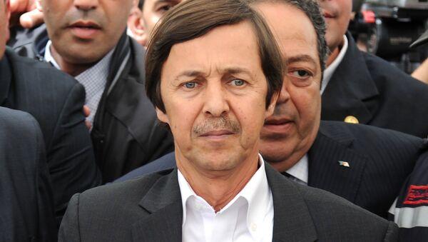 Saïd Bouteflika  - Sputnik France