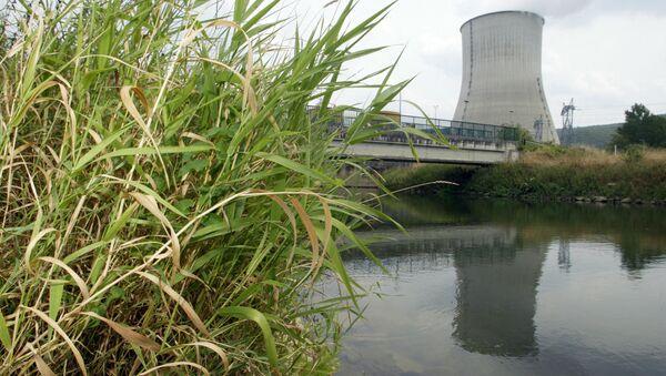 La centrale nucléaire de Chooz (photo d'archives) - Sputnik France
