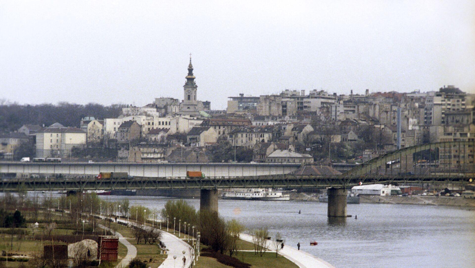 Belgrade (archive photo) - Sputnik France, 1920, 16.08.2021