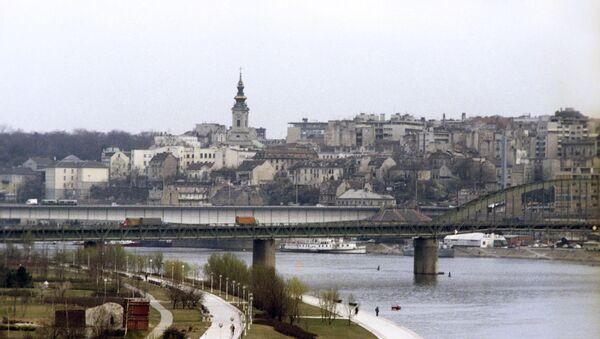 Belgrade (archive photo) - Sputnik France