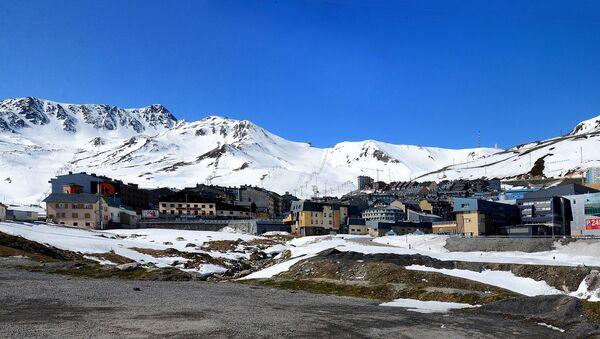 Andorre - Sputnik France