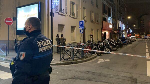 Opération de police à Boulogne-Billancourt, 3 janvier 2020 - Sputnik France