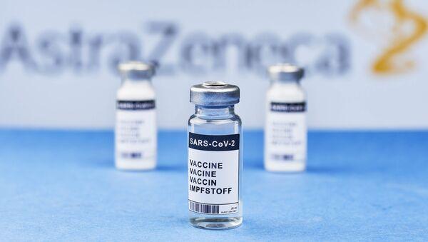 Vaccin d'AstraZeneca/Oxford contre le Covid-19 (image d'illustration) - Sputnik France