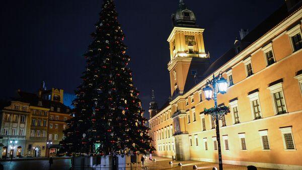 Noël, Varsovie - Sputnik France