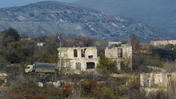 La ville de Fizouli, dans le Haut-Karabakh - Sputnik France