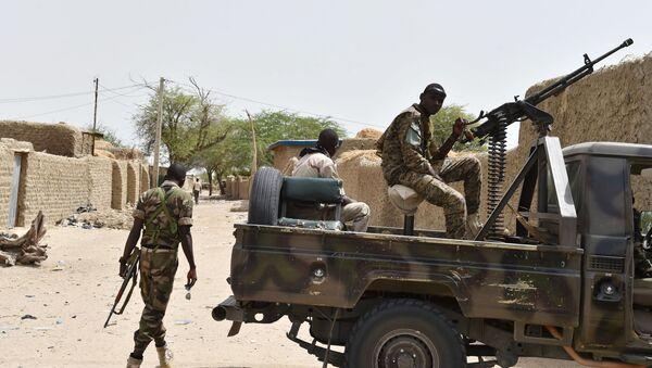 Des soldats nigériens - Sputnik France