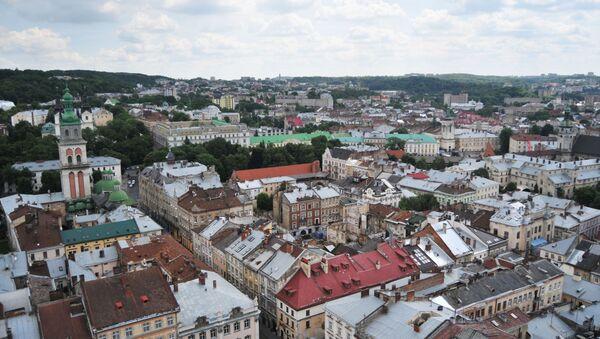 Lvov, Ukraine - Sputnik France
