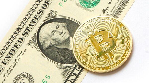 Le bitcoin (image d'illustration) - Sputnik France
