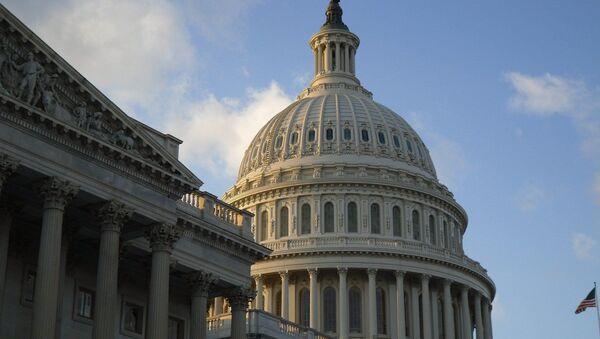 Le Capitole des États-Unis  - Sputnik France