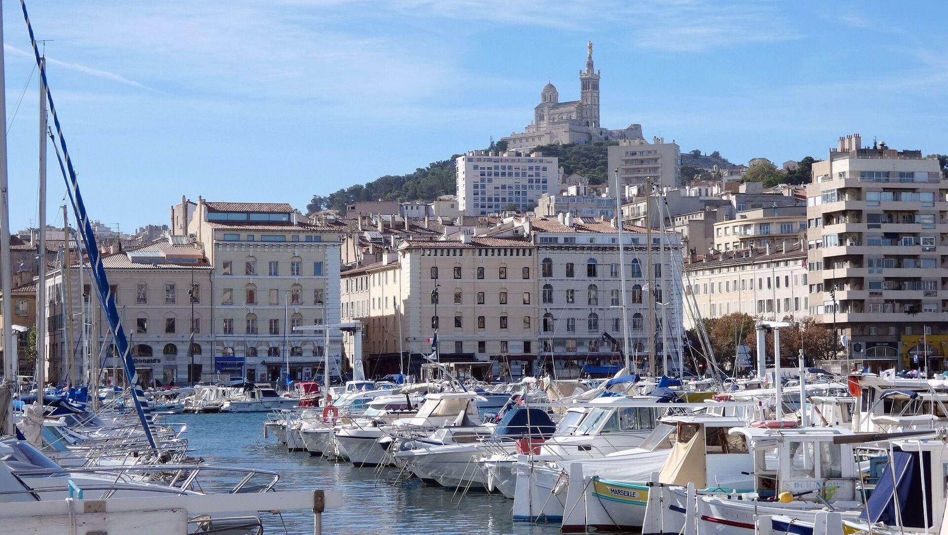 Marseille - Sputnik France, 1920, 28.02.2021