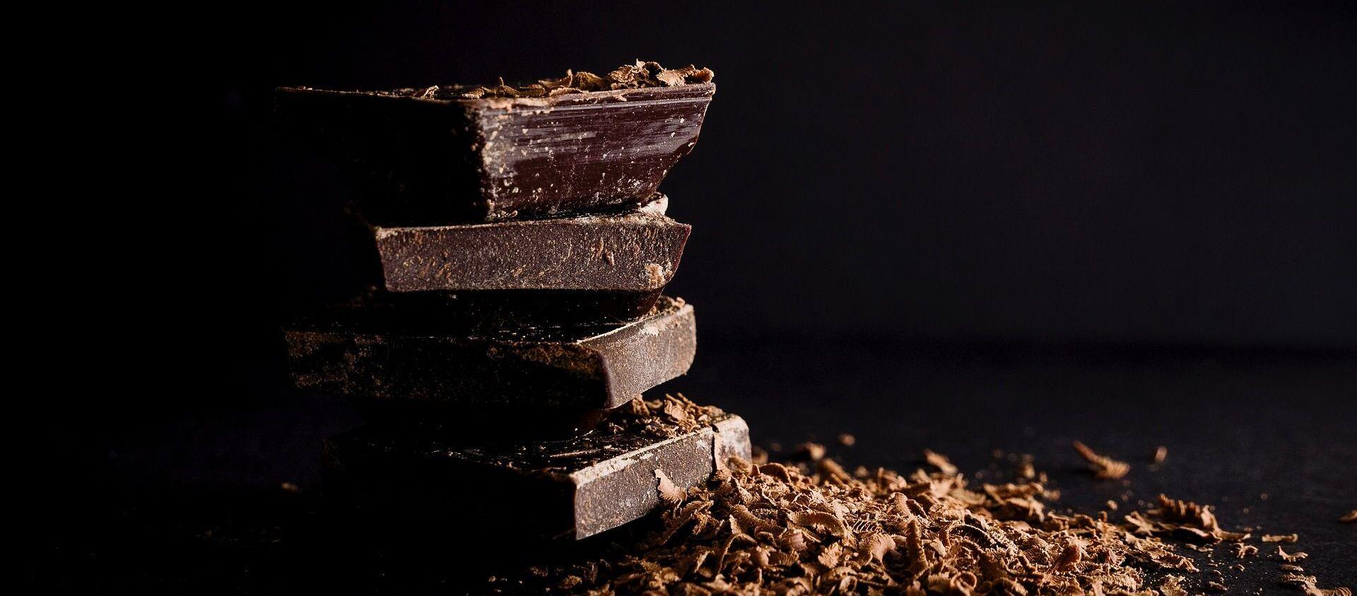 Du chocolat noir - Sputnik France, 1920, 18.08.2021