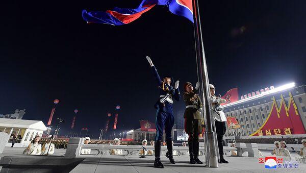 un défilé nord-coréen - Sputnik France