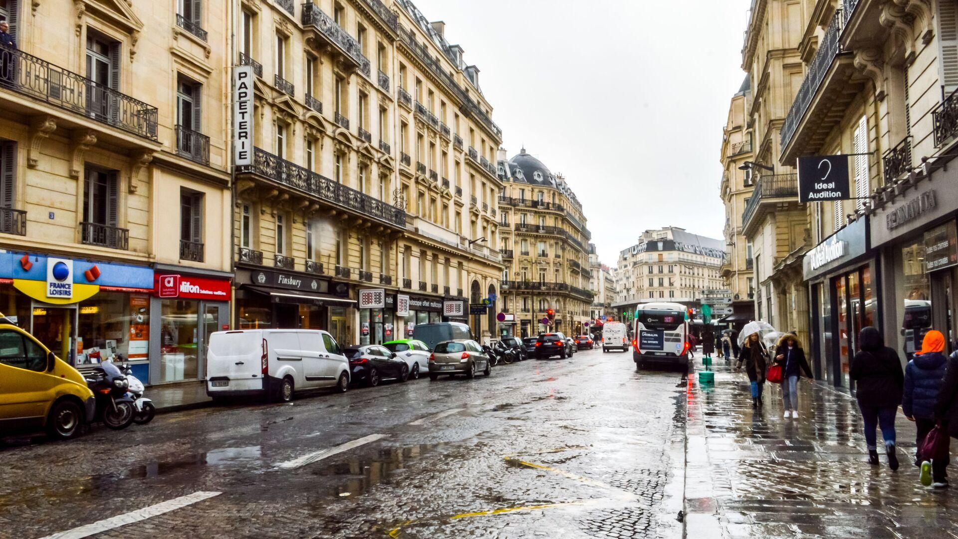 XVIIe arrondissement de Paris - Sputnik France, 1920, 13.02.2021