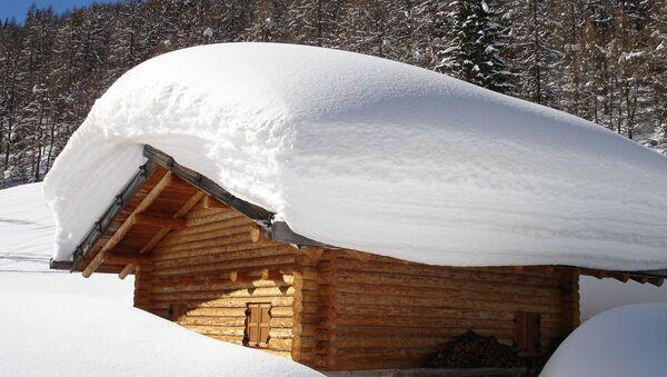 neige (image d'illustration) - Sputnik France