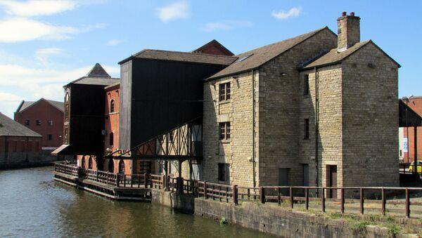 La ville de Wigan, Royaume-Uni (archive photo) - Sputnik France