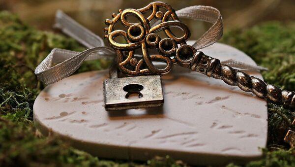 Un cadenas et une clé - Sputnik France