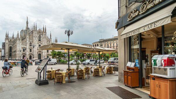 Milan (photo d'archives) - Sputnik France