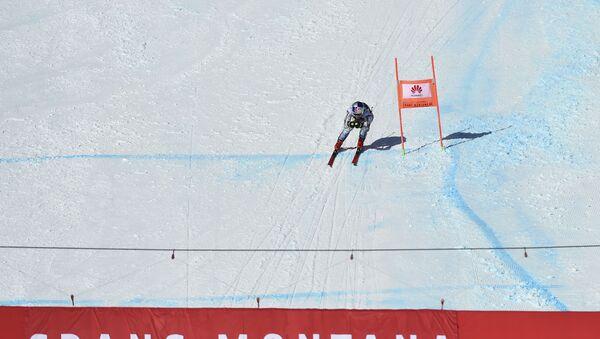 La skieuse tchèque Ester Ledecka - Sputnik France