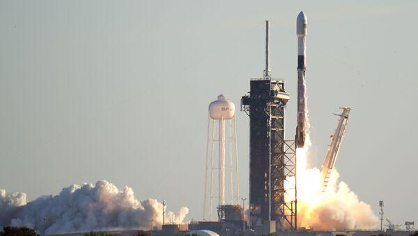 Un lancement par SpaceX (photo d'archives) - Sputnik France