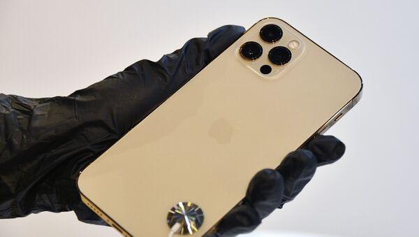 iPhone 12 Pro - Sputnik France