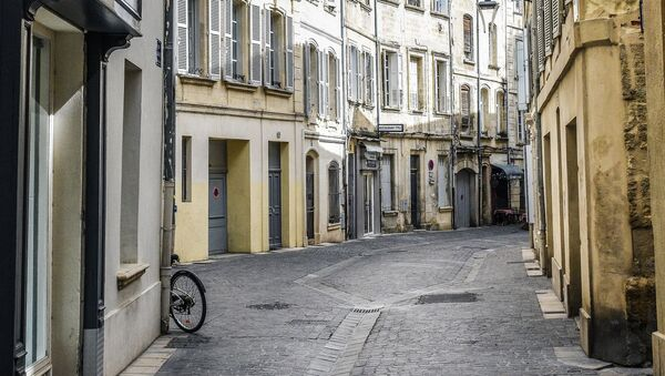 Une rue vide - Sputnik France