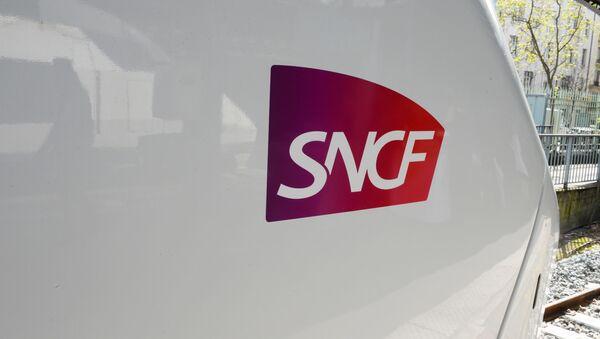 Logo SNCF  - Sputnik France