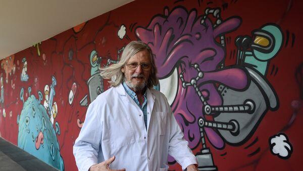Professeur Didier Raoult - Sputnik France