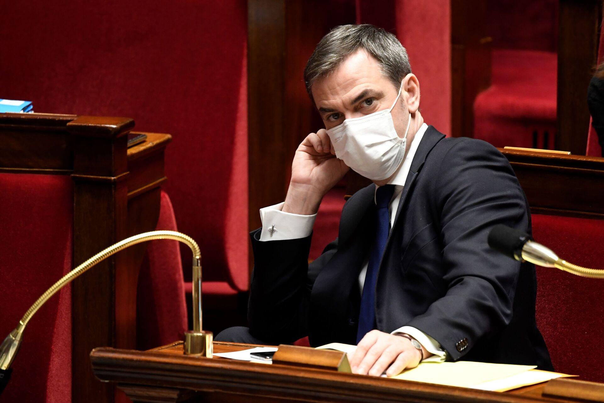Promesse non tenue: pendant la pandémie, les suppressions de lits d'hôpital se poursuivent - Sputnik France, 1920, 02.02.2021