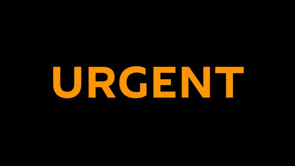 Urgent gif - Sputnik France