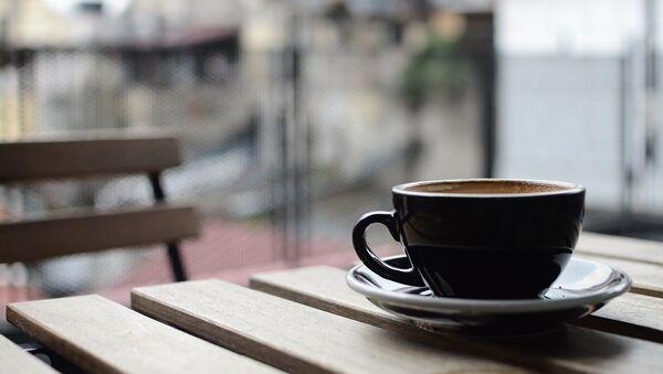 Un café - Sputnik France