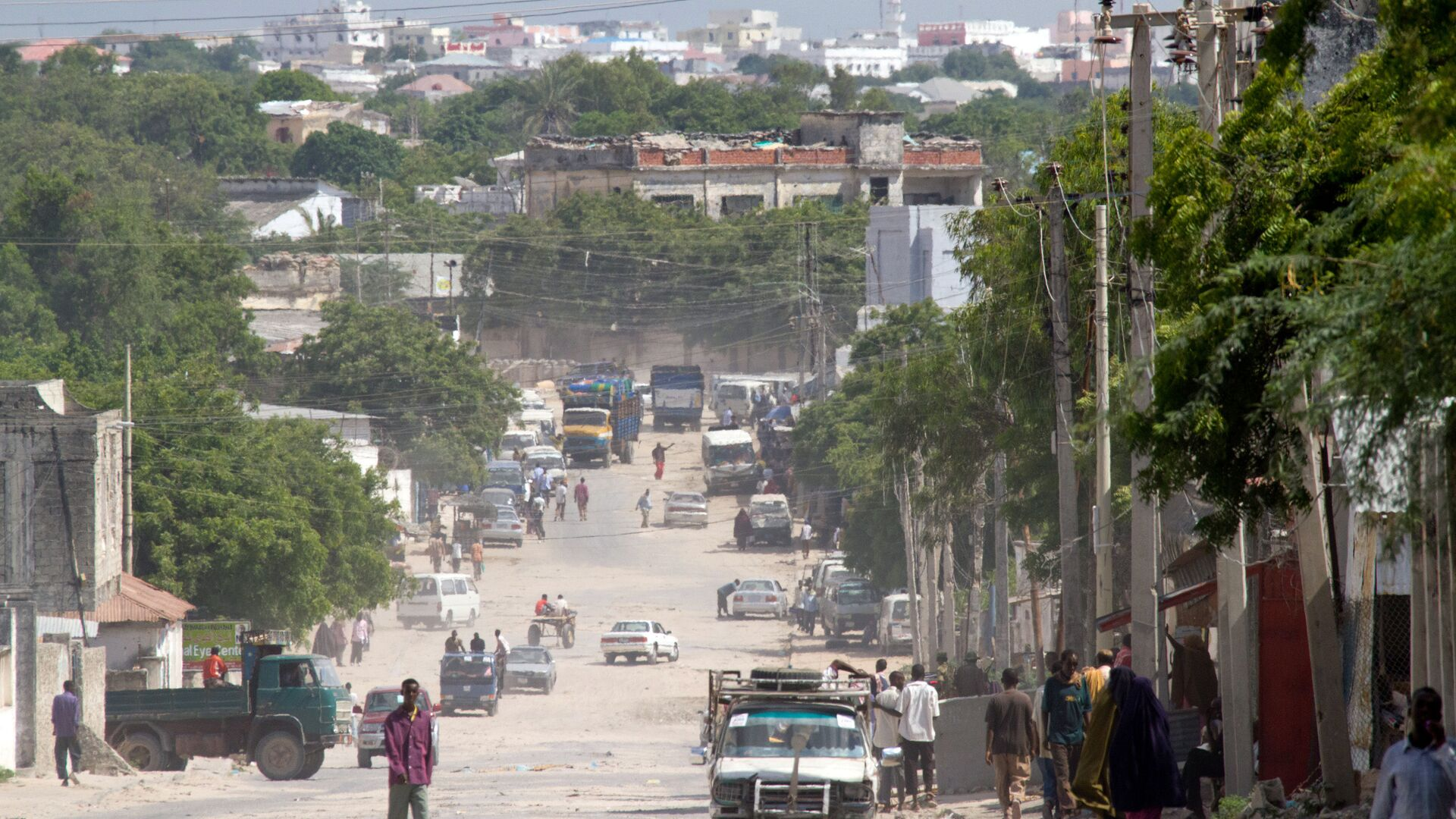 Mogadiscio, image d'illustration  - Sputnik France, 1920, 25.09.2021