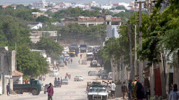 Mogadiscio, image d'illustration  - Sputnik France