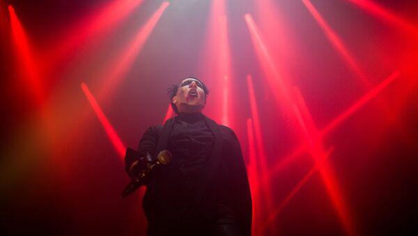 Marilyn Manson - Sputnik France