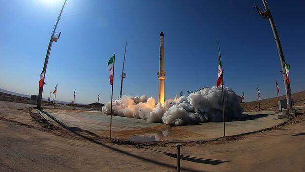 lancement du nouveau porte-satellite iranien Zuljanah - Sputnik France