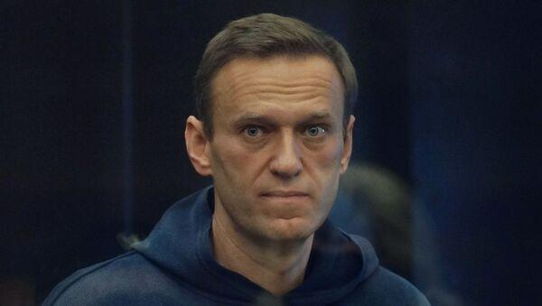 Alexeï Navalny - Sputnik France