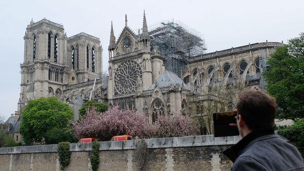 Notre-Dame de Paris (photo d'archives) - Sputnik France