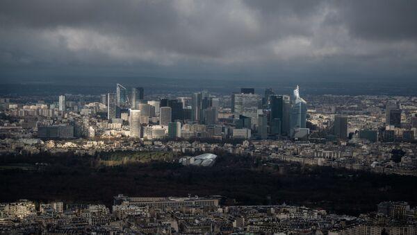Le quartier de la Défense (image d'illustration) - Sputnik France