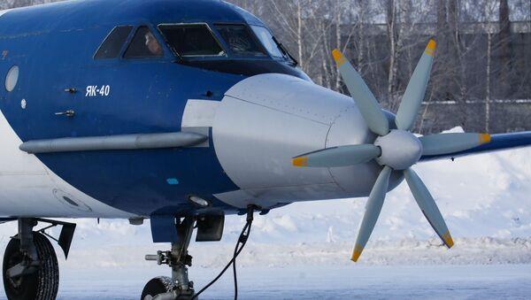 Le Yak-40 doté d'un moteur électrique - Sputnik France