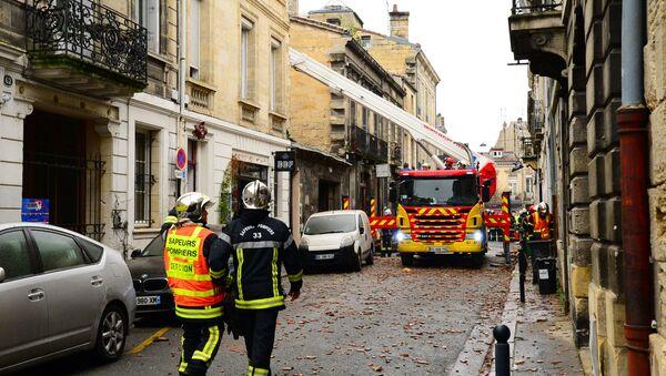 Explosion à Bordeaux - Sputnik France