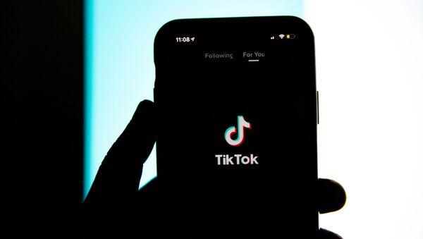 TikTok (image d'illustration) - Sputnik France